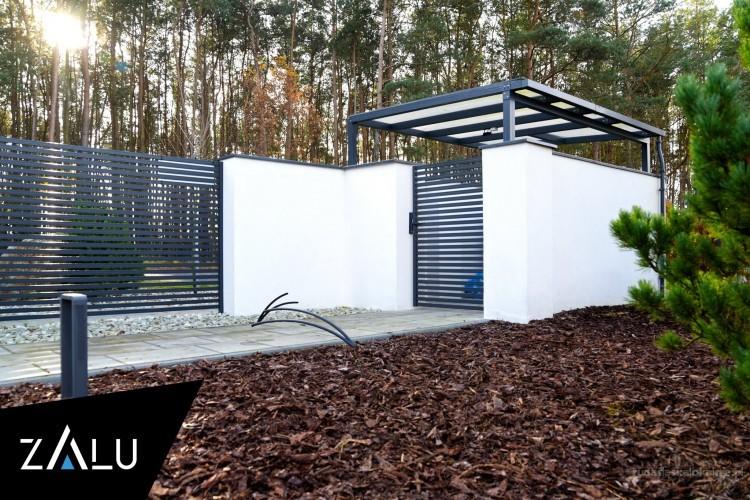 ZALU   Produkcja ogrodzeń aluminiowych